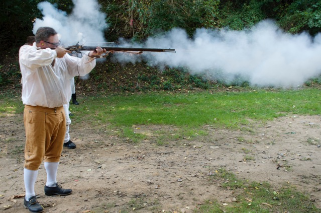 Black Powder Shoot & Re-enactment